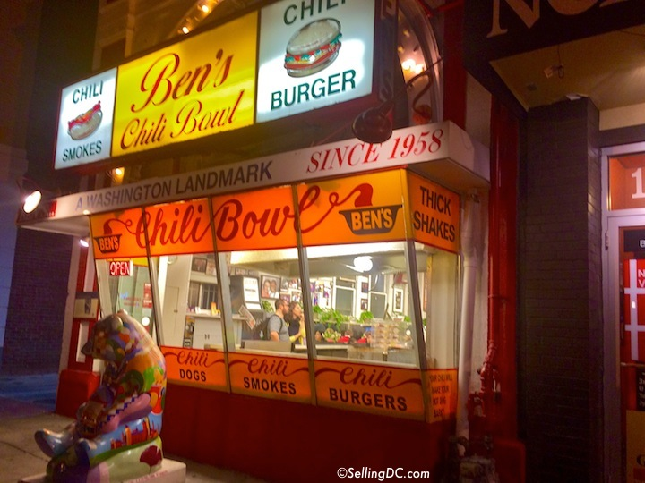 Ben's Chili Bowl Washington DC