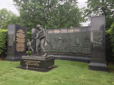 Seabees Memorial Washington DC