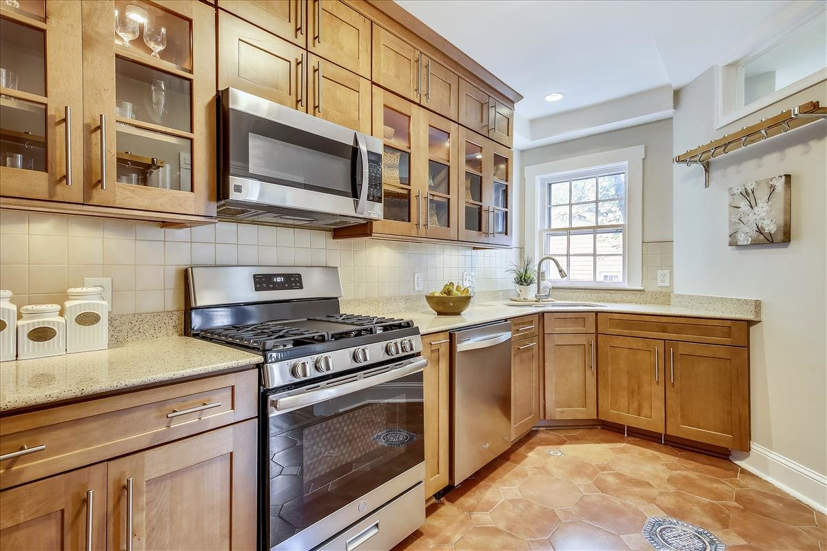 1211 Taylor ST NE Washington DC  kitchen _