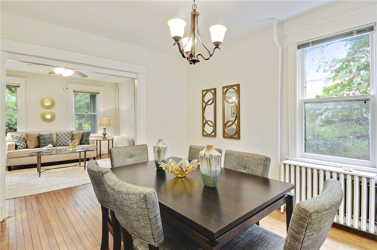 1500 Lawrence St NE DC Dining Room