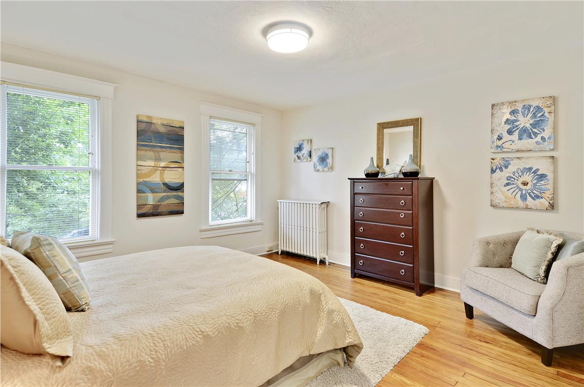1500 Lawrence St NE DC Master Bedroom