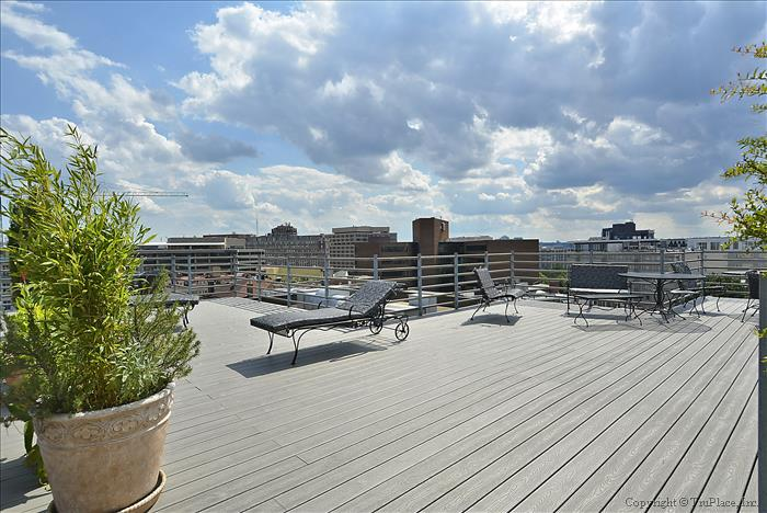 1545 18th ST NW #603 roof deck