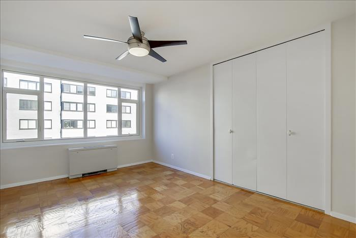 1545 18th ST NW #603 Bedroom