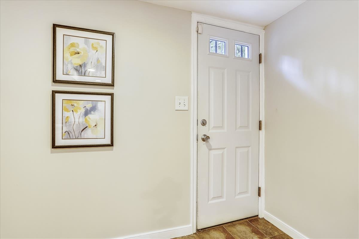 2815 6th ST NE Washington DC In-Law suite entry