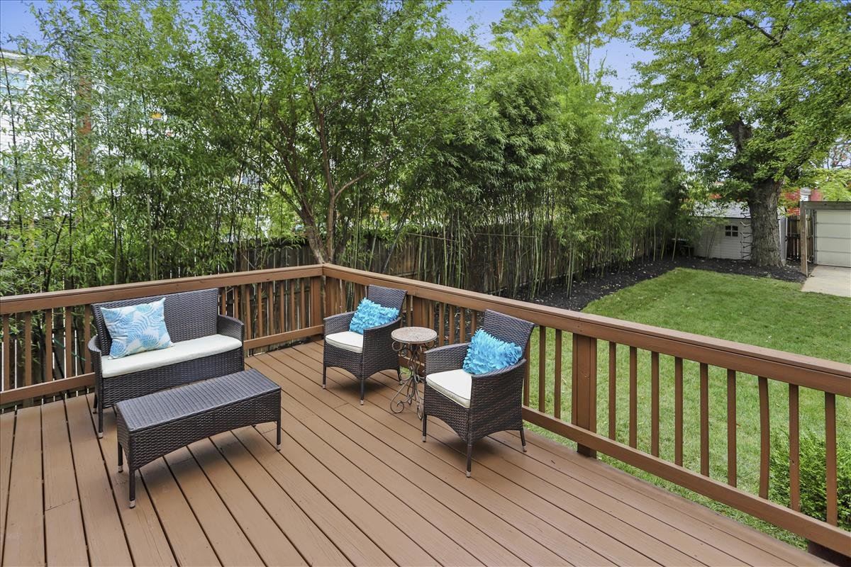 2815 6th ST NE Washington DC Deck