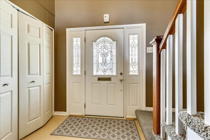 304 Charlton Court, Silver Spring front door