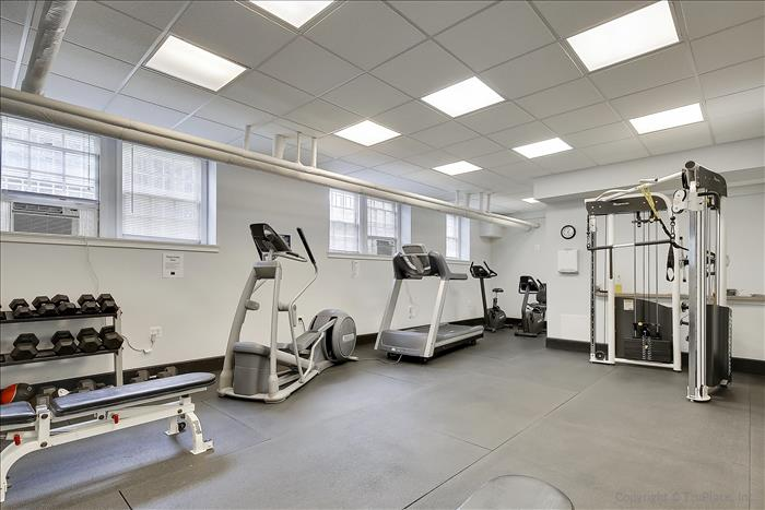 3901 Connecticut Ave, #200 NW Washington, DC  building gym