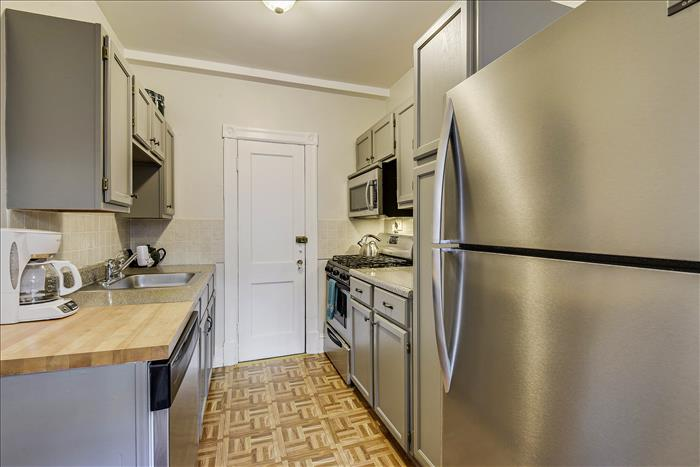 5112 Connecticut Ave NW #207 Washington DC Kitchen