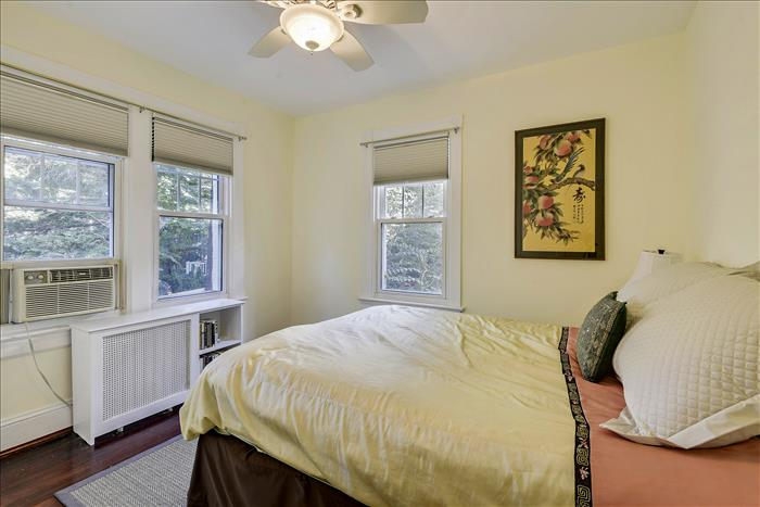 5112 Connecticut Ave NW #207 Washington DC master bedroom