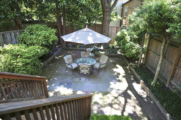807 East Capitol St SE Washington DC bak yard oasis