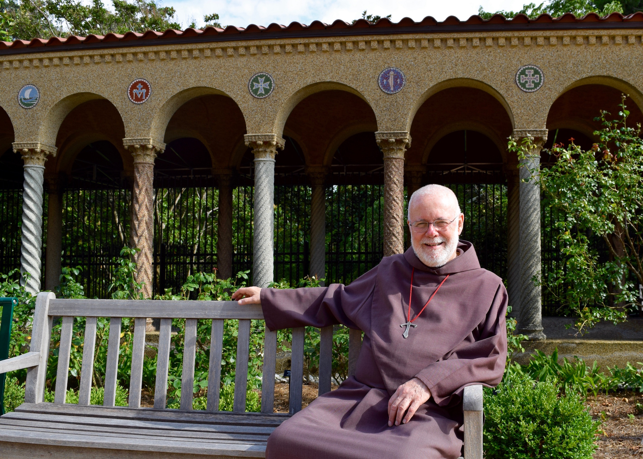 Bipeds of Brookland: Fr. Jim Gardiner