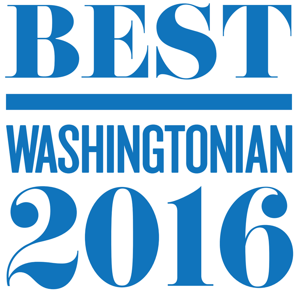 2016 Best Agent Washingtonian