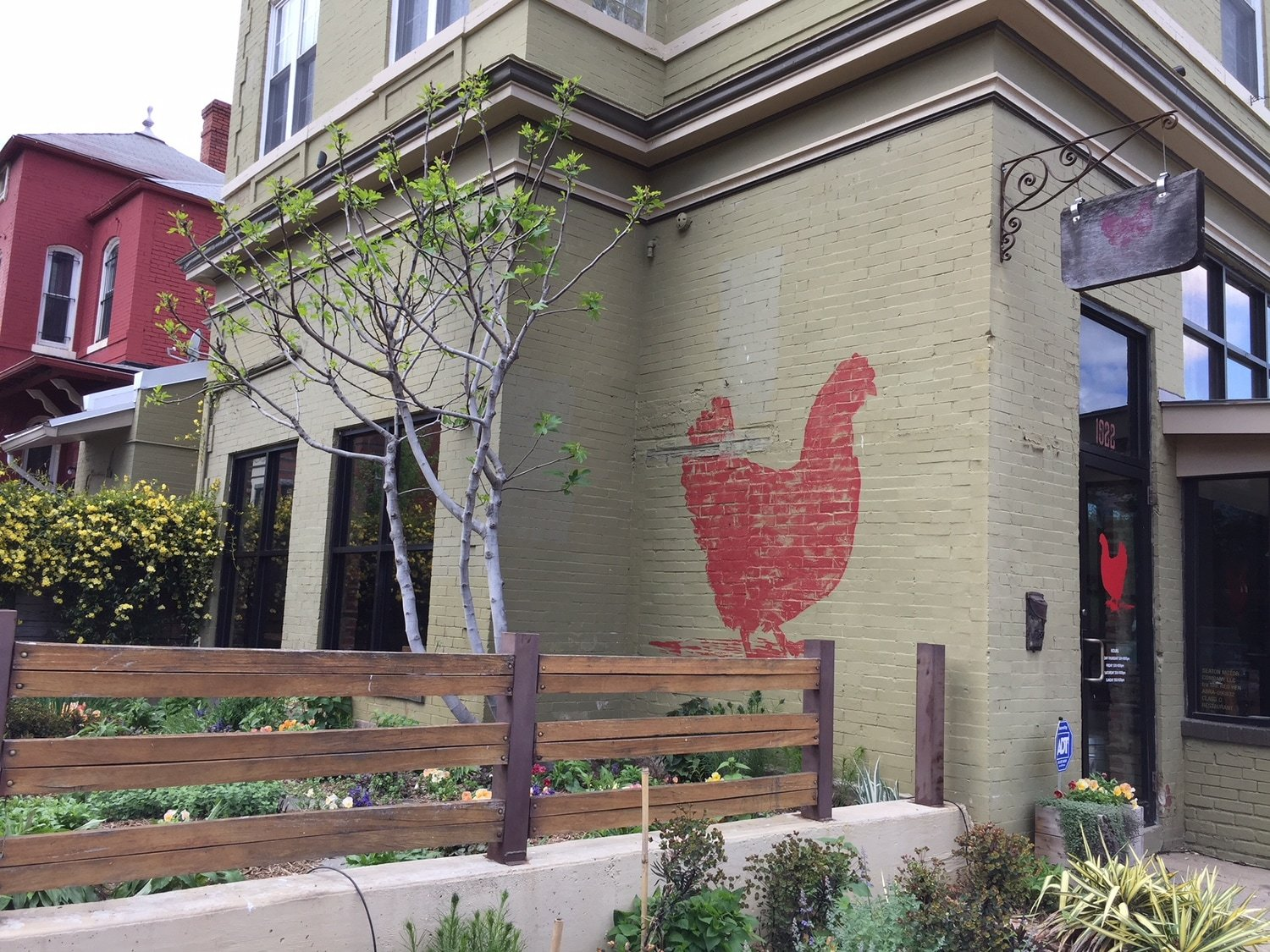 Red Hen Restaurant - Bloomingdale - Washington, DC