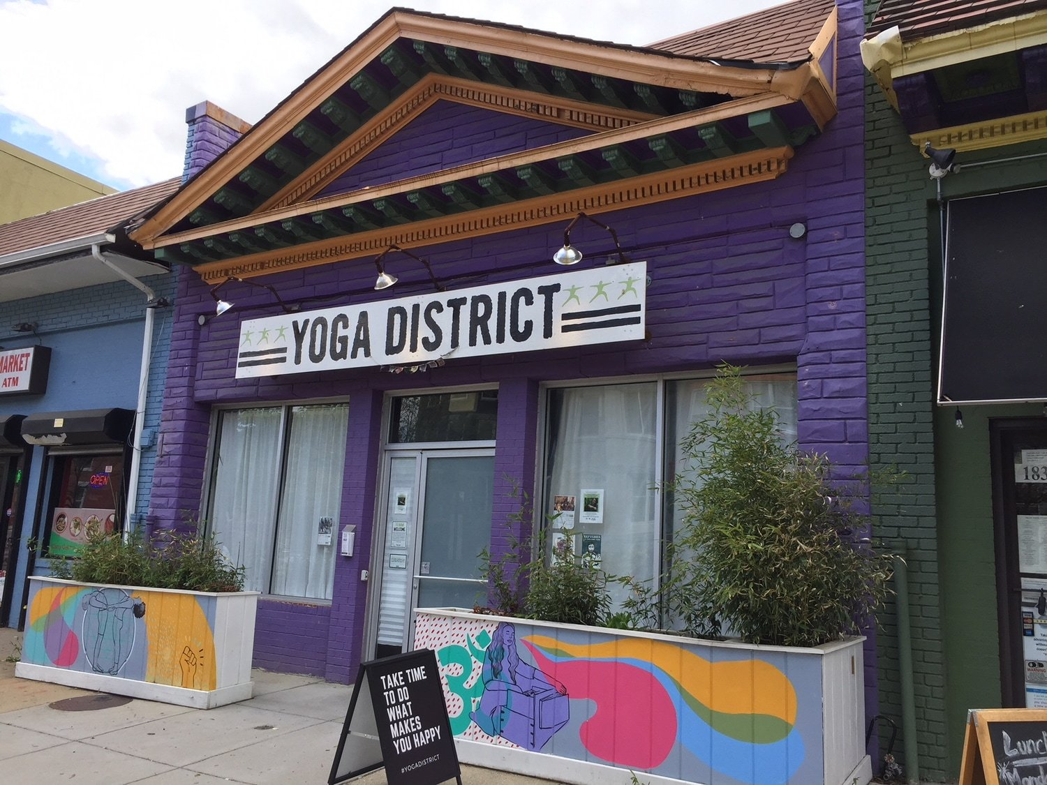 Yoga District - Bloomingdale - Washington, DC