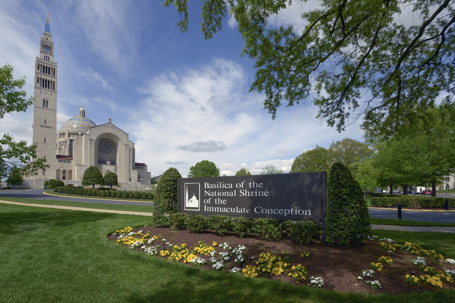 Basilica of the National Shrine of the Immaculate Conception - Brookland - Washington, DC