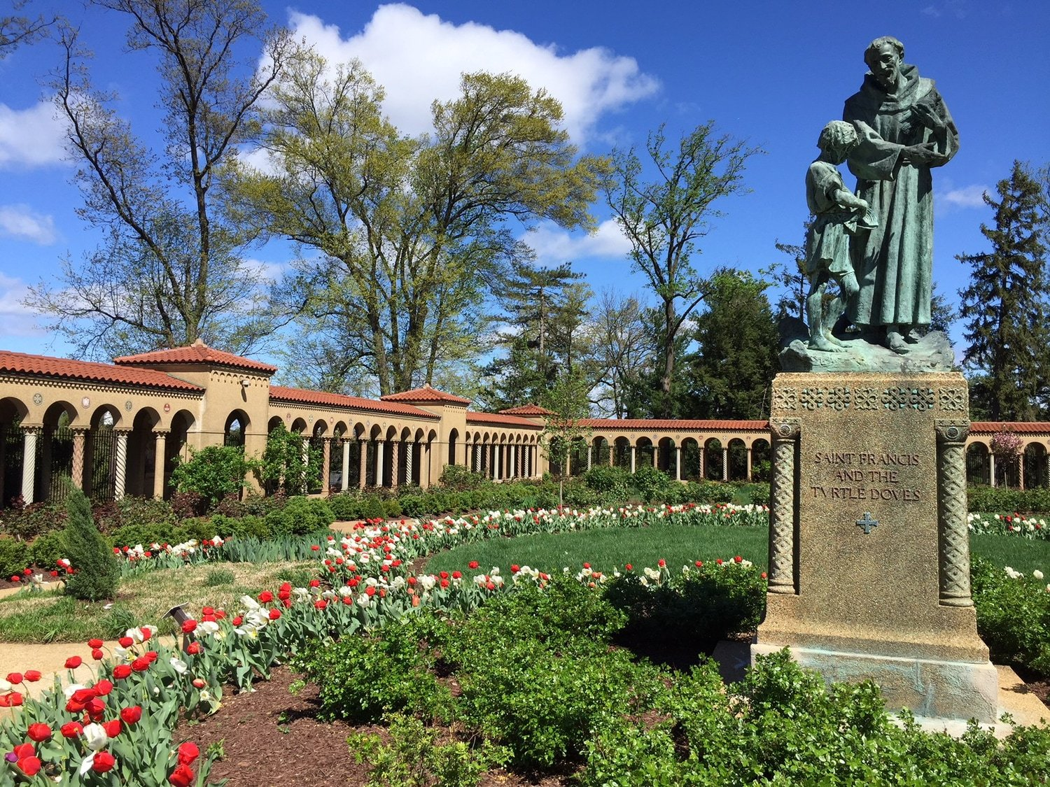 Franciscan Monastery - Brookland - Washington, DC