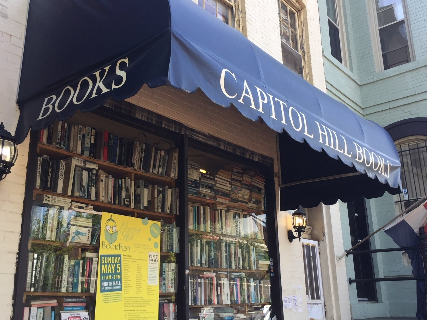 Capitol Hill Books - Washington, DC