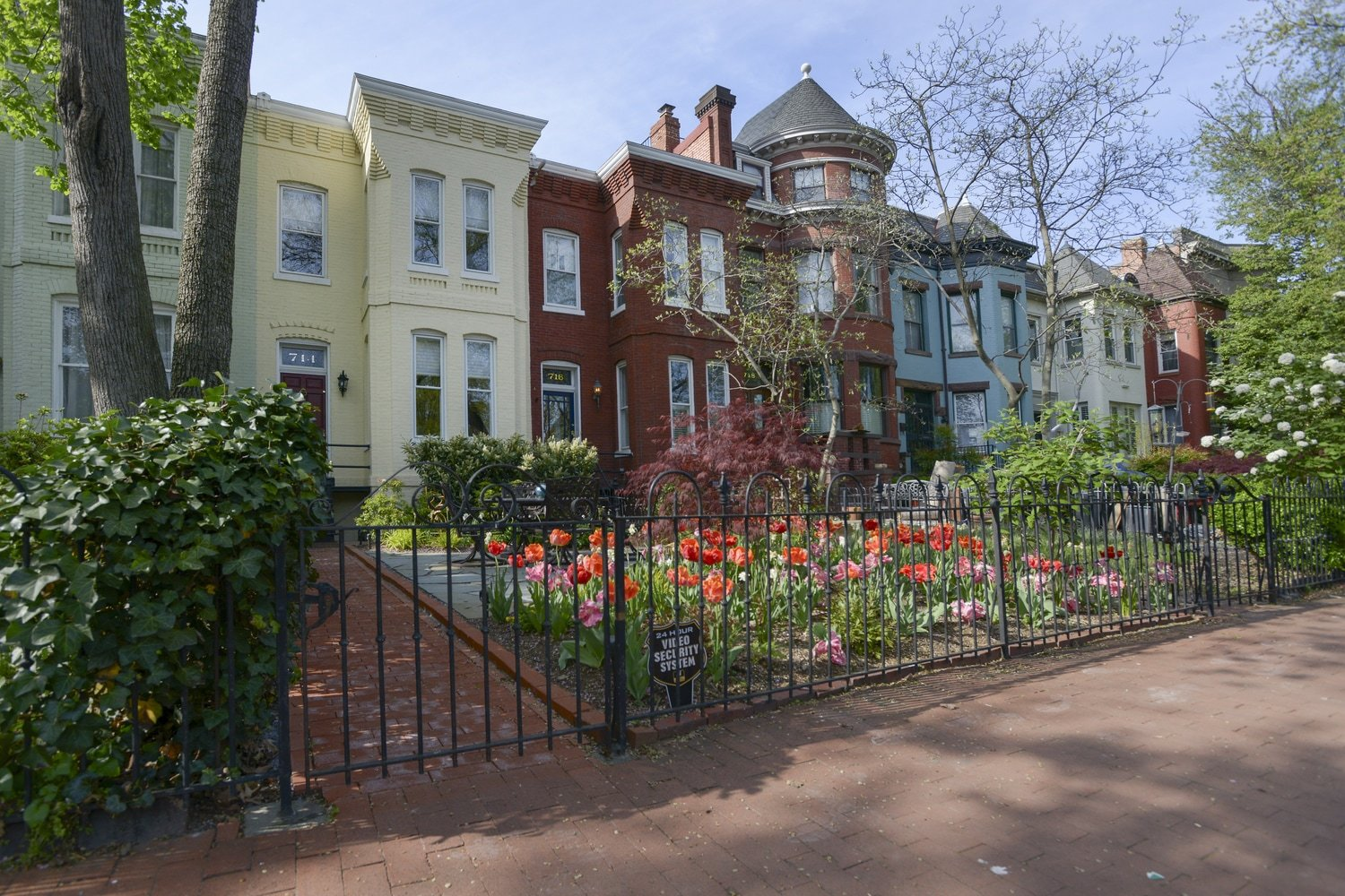 Capitol Hill Homes - Washington, DC