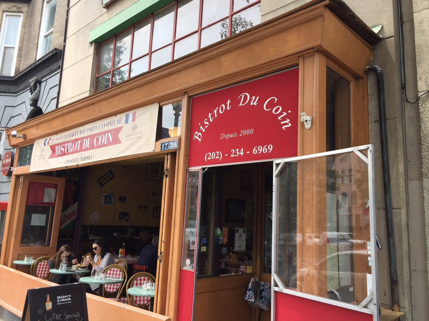 Bistro du Coin - Dupont Circle - Washington, DC