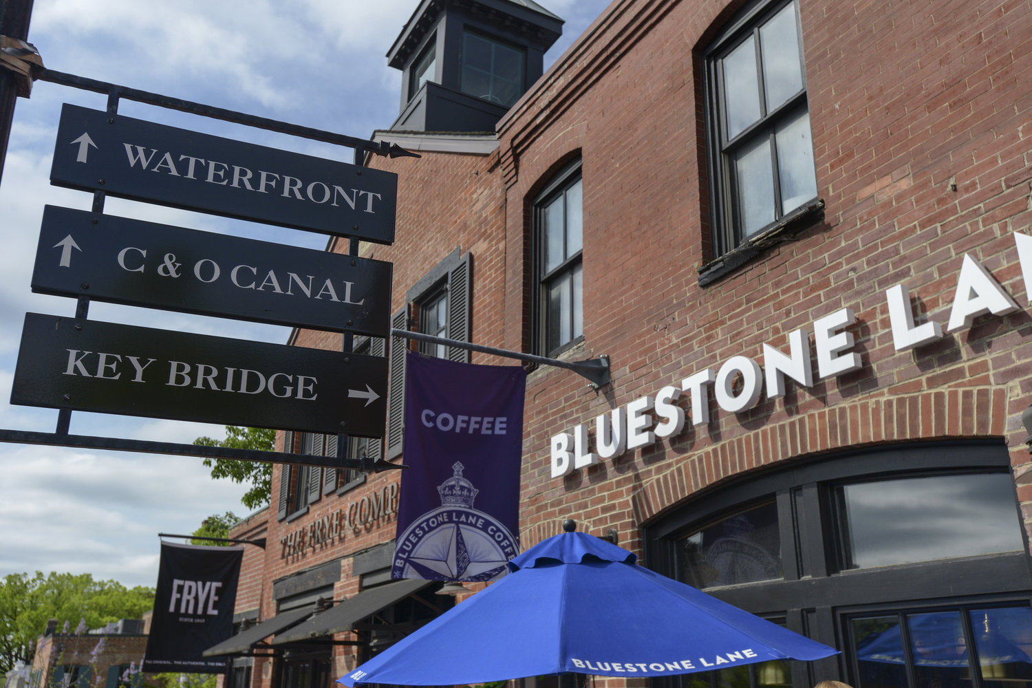 Bluestone Lane Coffee - Georgetown - Washington, DC