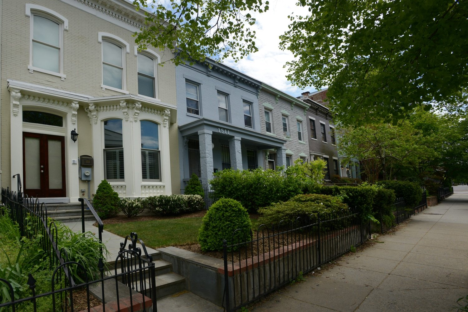 Row Houses - Shaw - Washington, DC