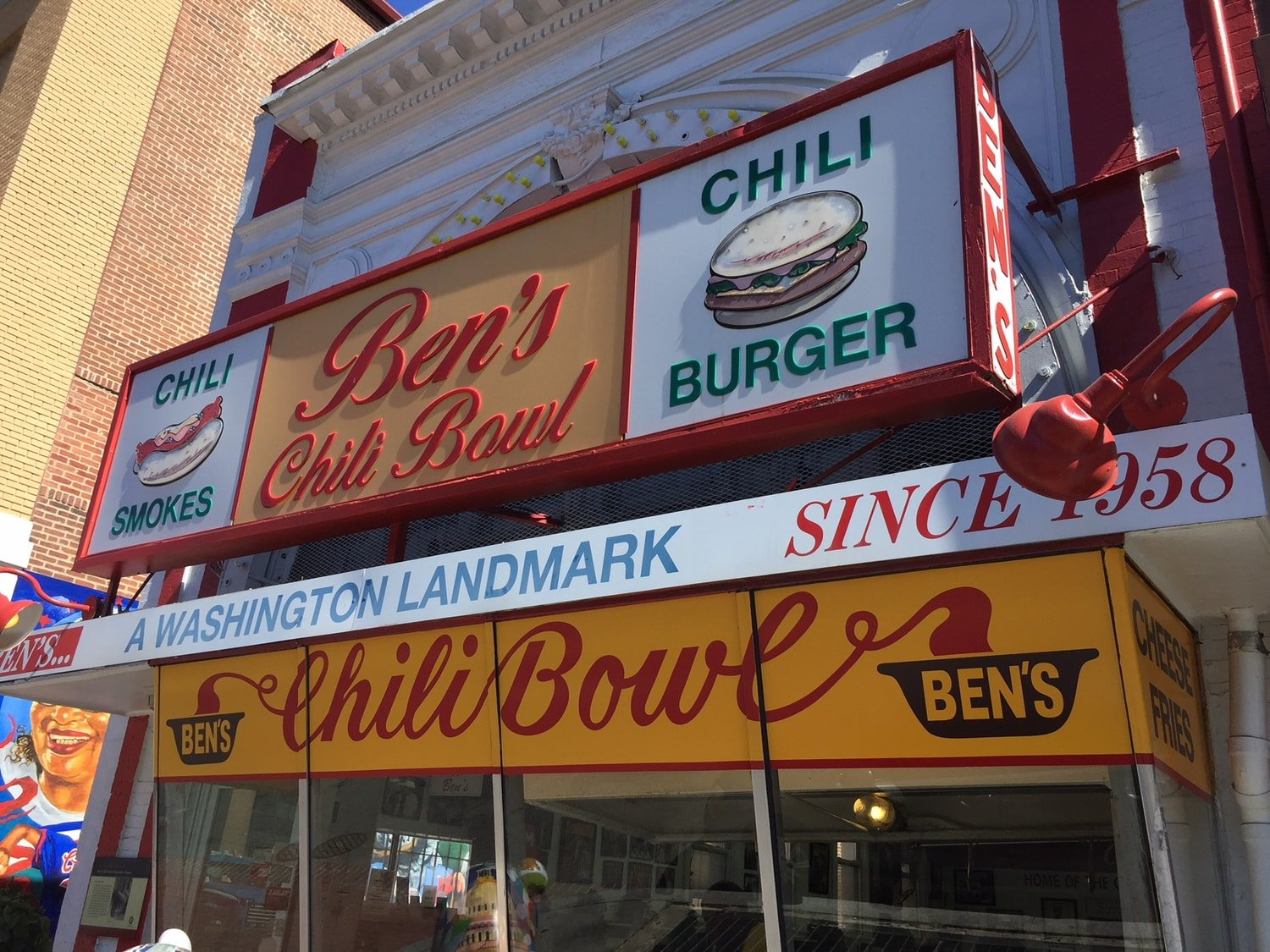 Ben's Chili Bowl - U Street - Washington, DC