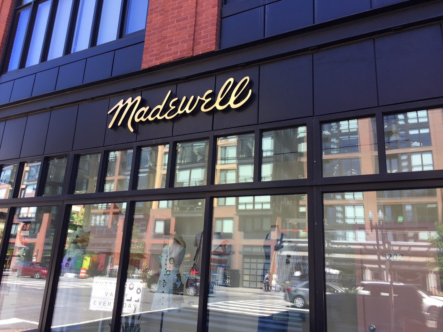 Madewell - U Street - Washington, DC