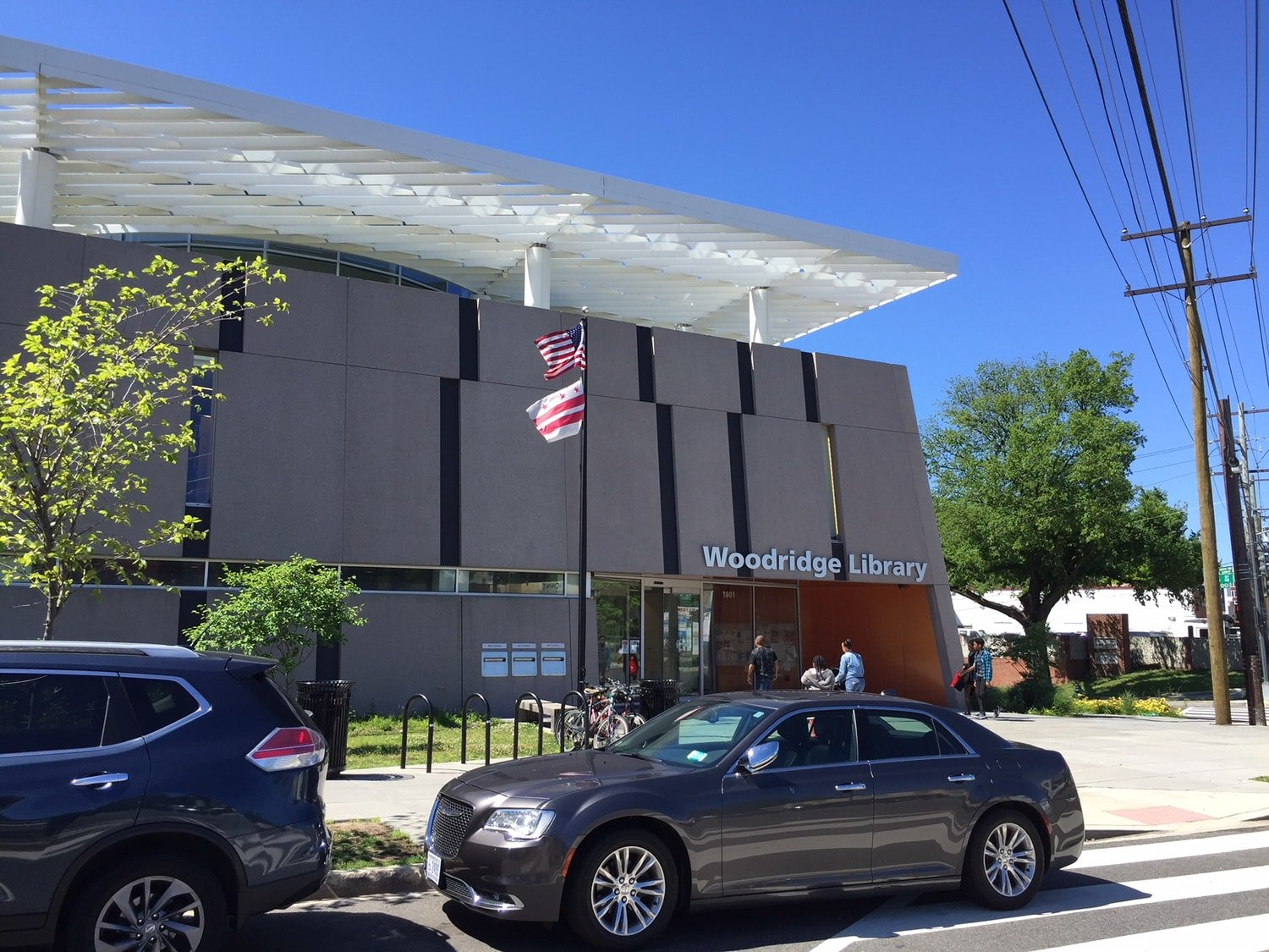 Woodridge Library - Washington, DC