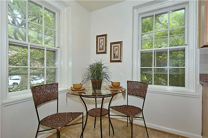 Breakfast Nook, 3670 38th St NW, Washington, DC. McLean Gardens