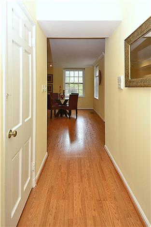 Hallway, 3670 38th St NW, Washington, DC. McLean Gardens